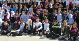 CALMING KIDS in the West Bank – March 2017